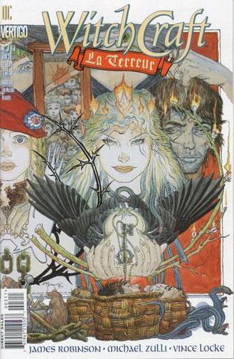 Witchcraft: La Terreur Vol 1 3