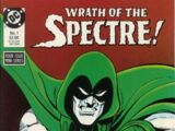 Wrath of the Spectre Vol 1 1