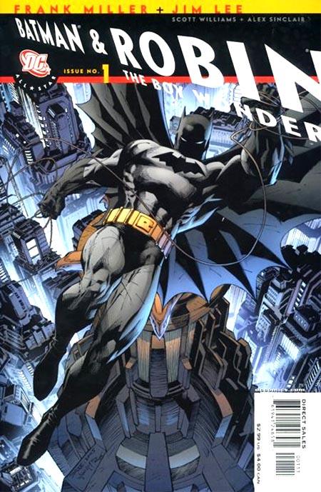 All Star Batman and Robin, the Boy Wonder Vol 1