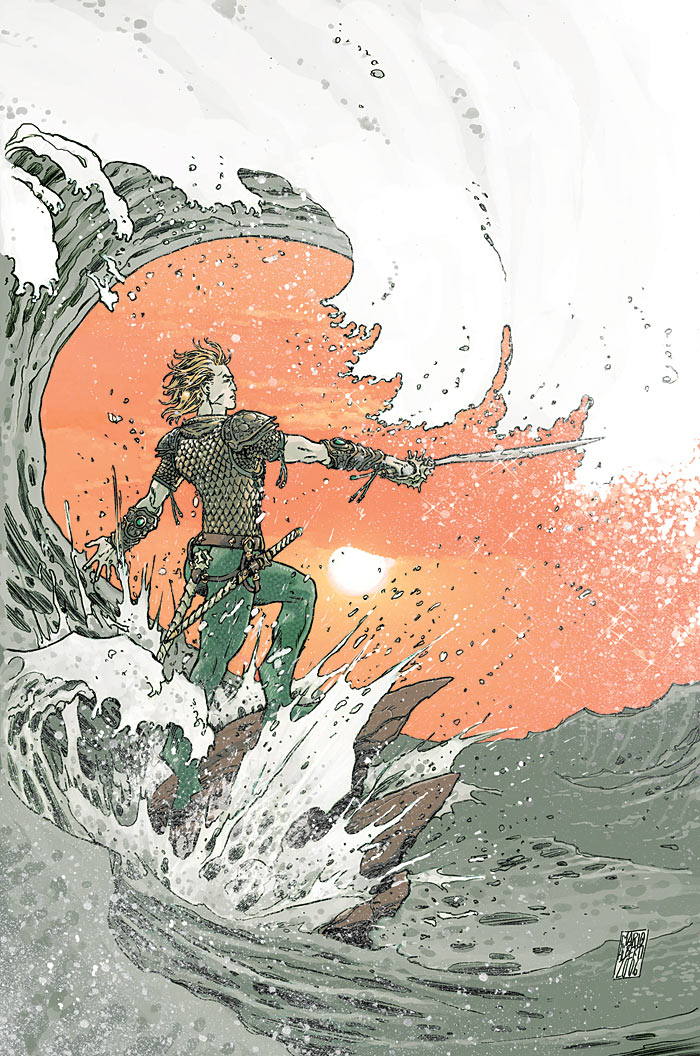 Aquaman: Sword of Atlantis Vol 1 50