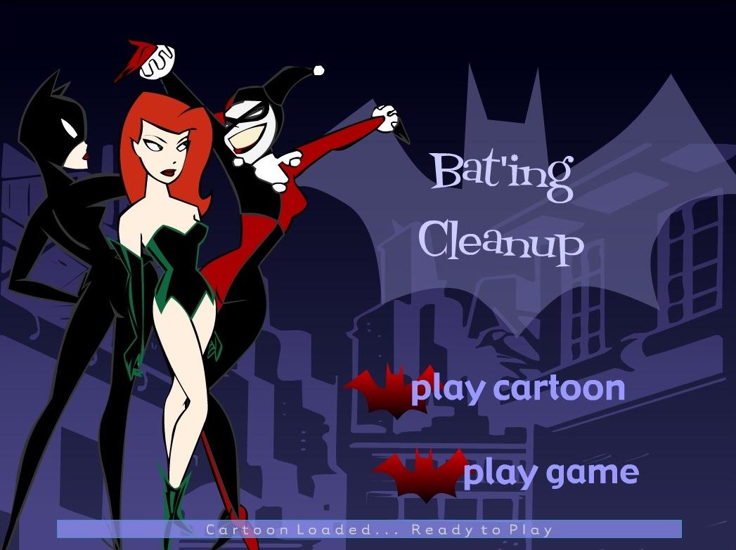 Gotham Girls (Webseries) Episode: Bat'ing Cleanup