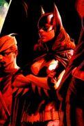 Batgirl Justice 001