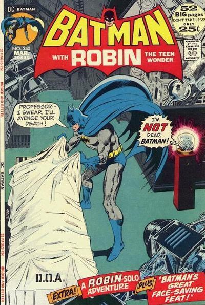 Batman Vol 1 240