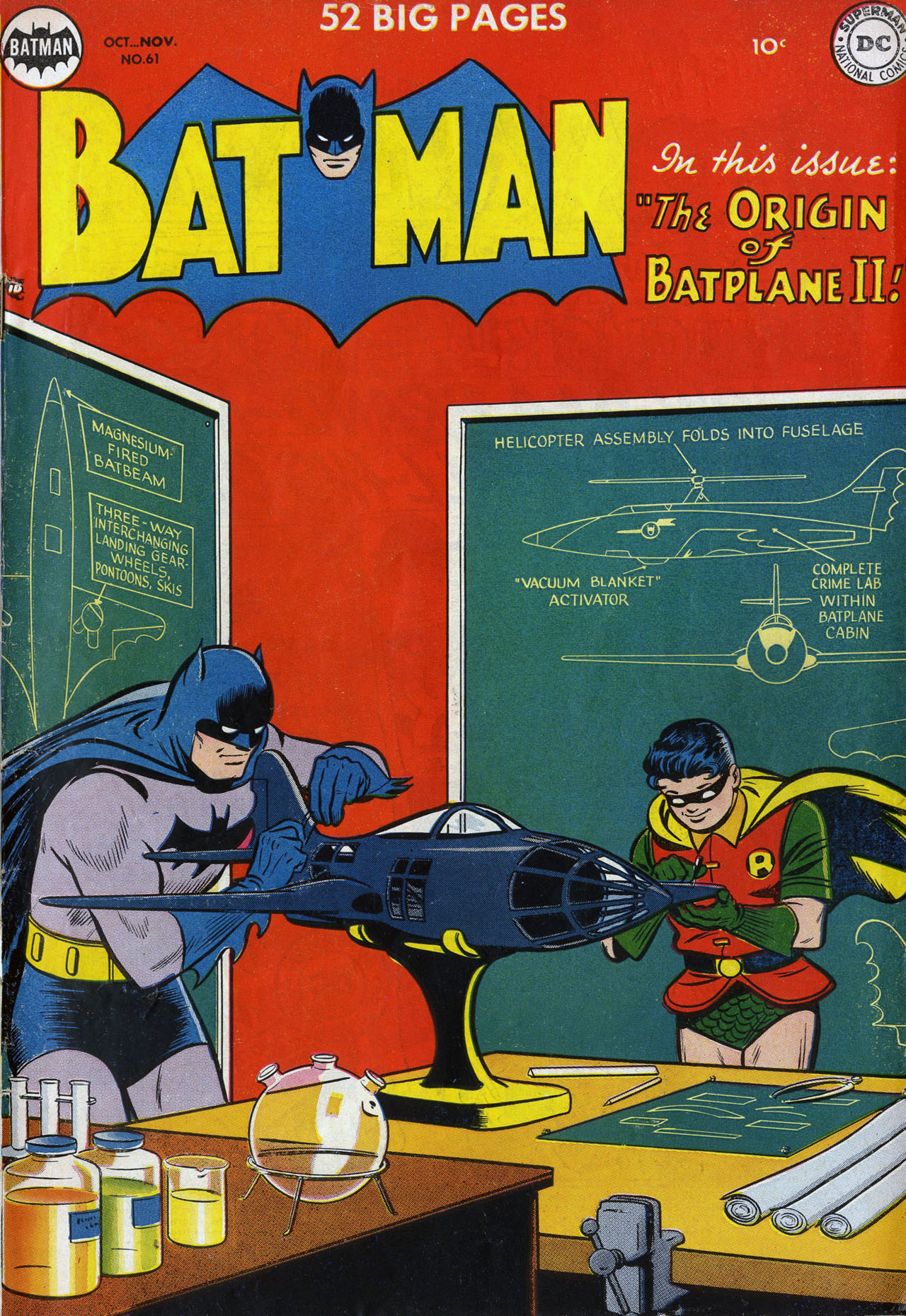 Batman Vol 1 61