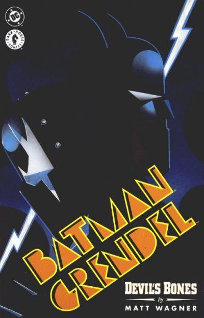 Batman/Grendel Vol 1 1