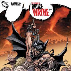 Batman: The Return of Bruce Wayne Vol 1 1