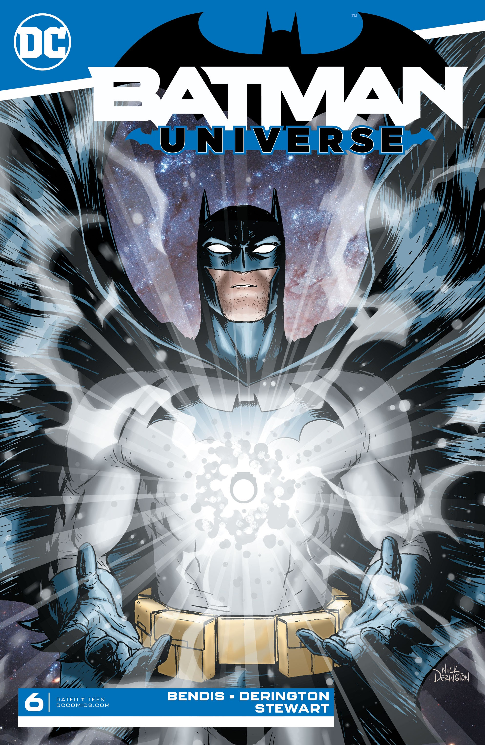 Batman: Universe Vol 1 6
