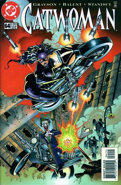 Catwoman Vol 2 64