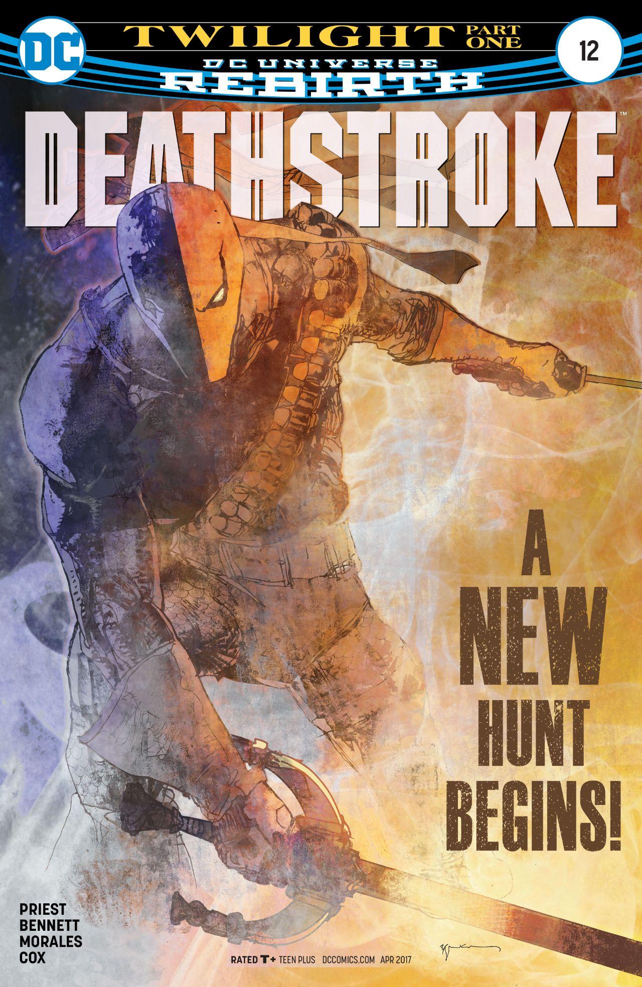 Deathstroke Vol 4 12