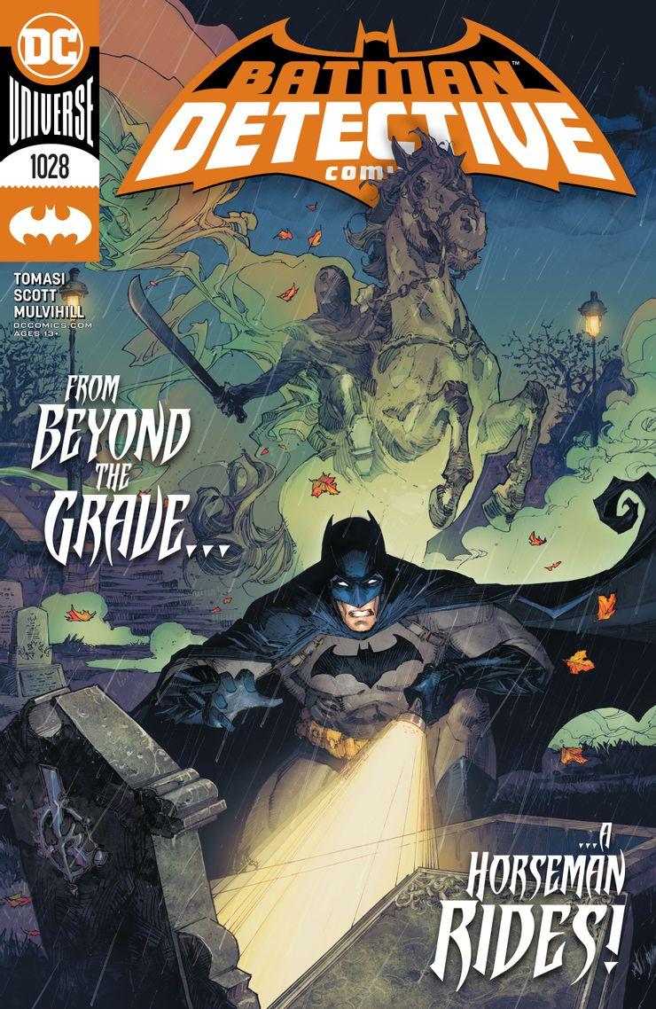 Detective Comics Vol 1 1028