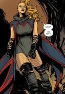 Dinah Lance Gotham City Garage 001