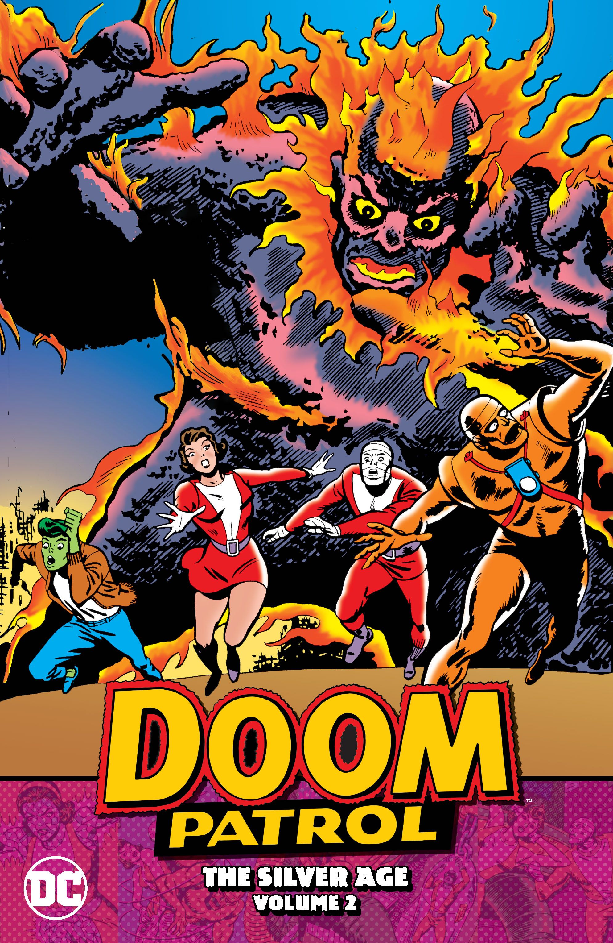 Doom Patrol: The Silver Age Vol. 2 (Collected)