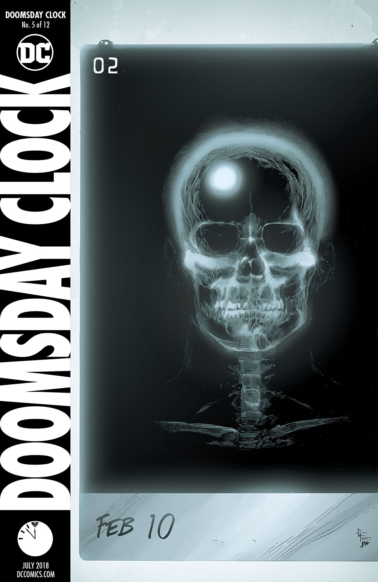 Doomsday Clock Vol 1 5