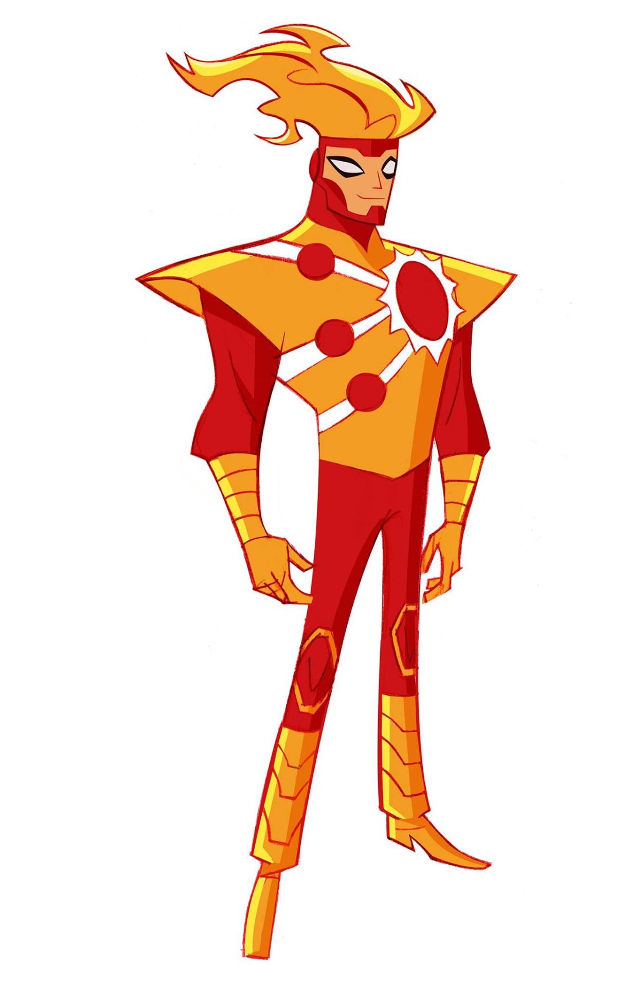 Ronald Raymond (Justice League Action)
