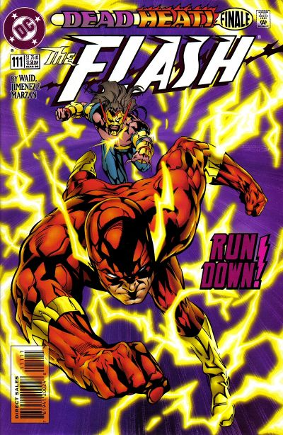 The Flash Vol 2 111