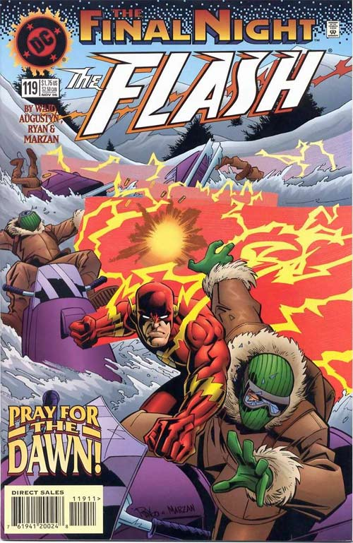 The Flash Vol 2 119