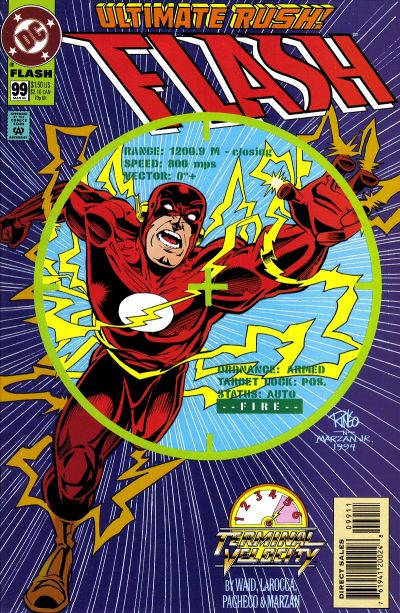 The Flash Vol 2 99
