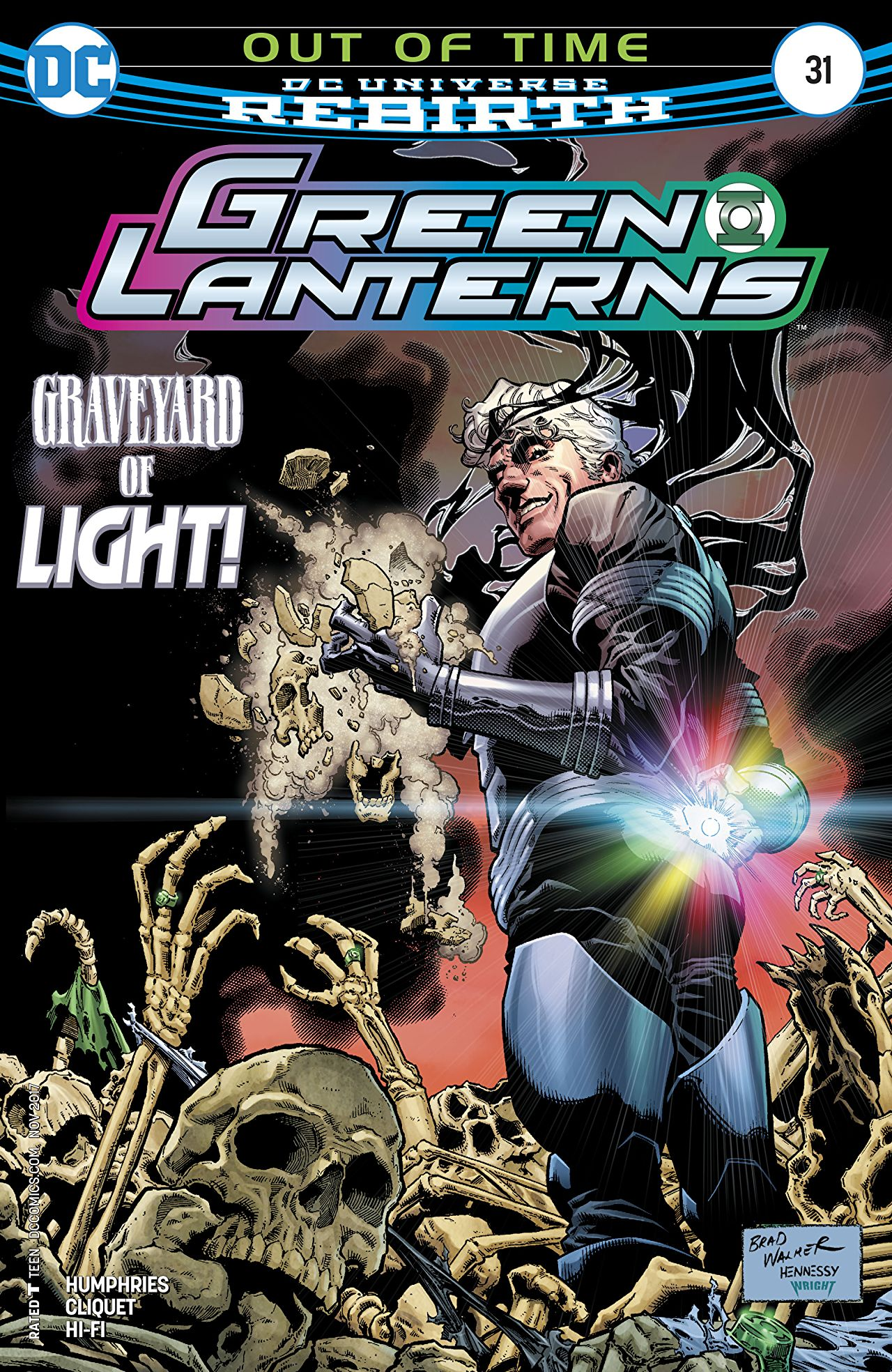 Green Lanterns Vol 1 31