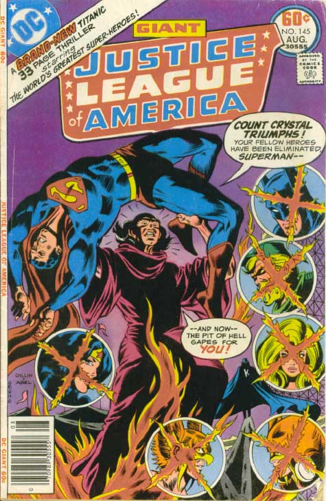 Justice League of America Vol 1 145
