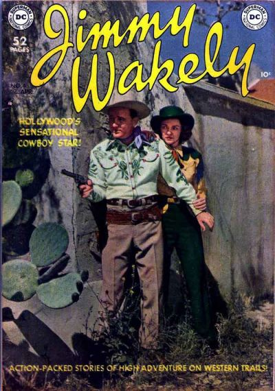 Jimmy Wakely Vol 1 4