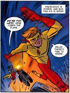 Kid Flash Earth-21 0001