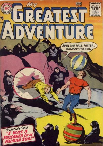 My Greatest Adventure Vol 1 14