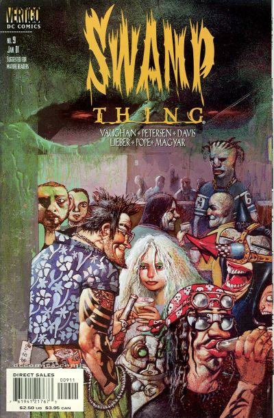 Swamp Thing Vol 3 9
