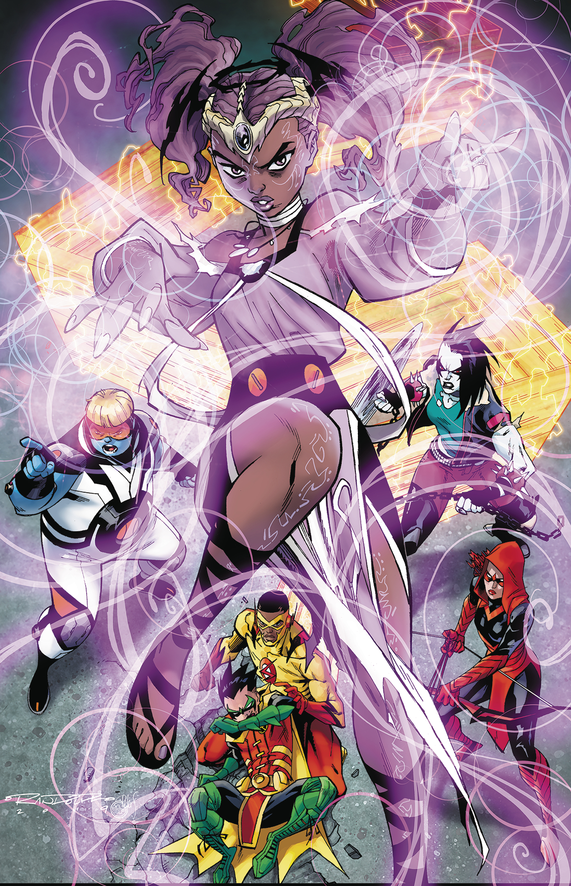 Teen Titans Vol 6 40 Textless Variant.jpg