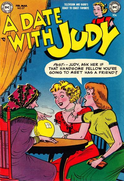 A Date With Judy Vol 1 27