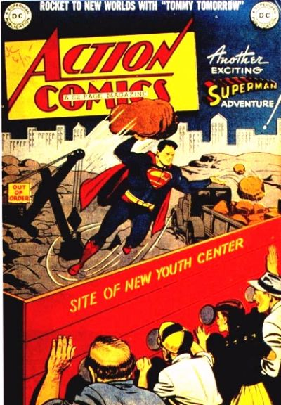 Action Comics Vol 1 135
