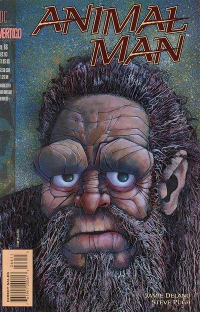 Animal Man Vol 1 66