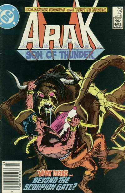 Arak: Son of Thunder Vol 1 42