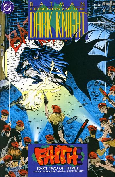 Batman: Legends of the Dark Knight Vol 1 22