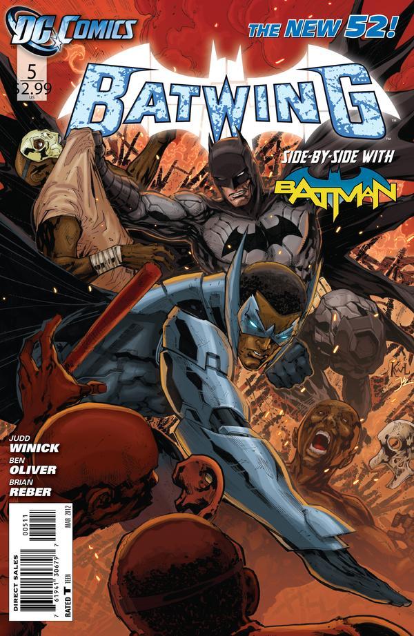 Batwing Vol 1 5