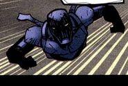 Bizarro Blue Beetle 001