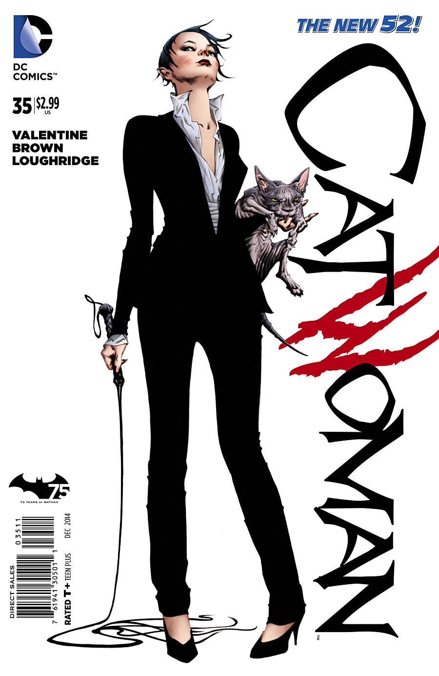 Catwoman Vol 4 35