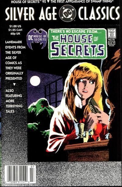 DC Silver Age Classics: House of Secrets Vol 1 92