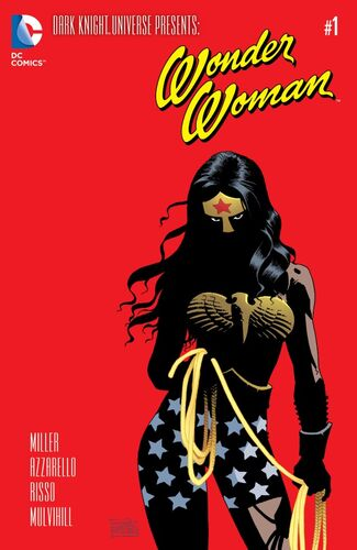 Wonder Woman Mini Comic