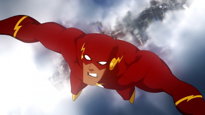 Wally West (Crisis on Two Earths)