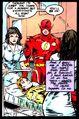 Flash Barry Allen Story 001