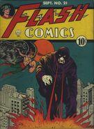 Flash comics 21
