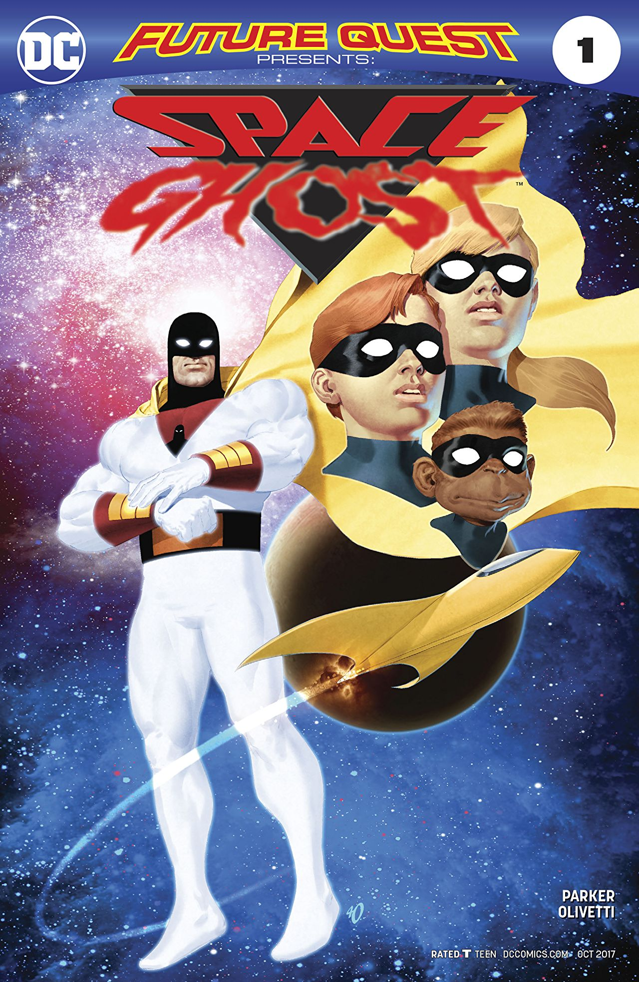 Future Quest Presents Vol 1