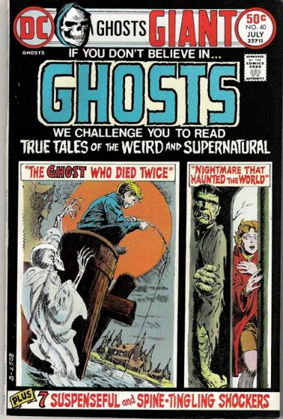 Ghosts Vol 1 40