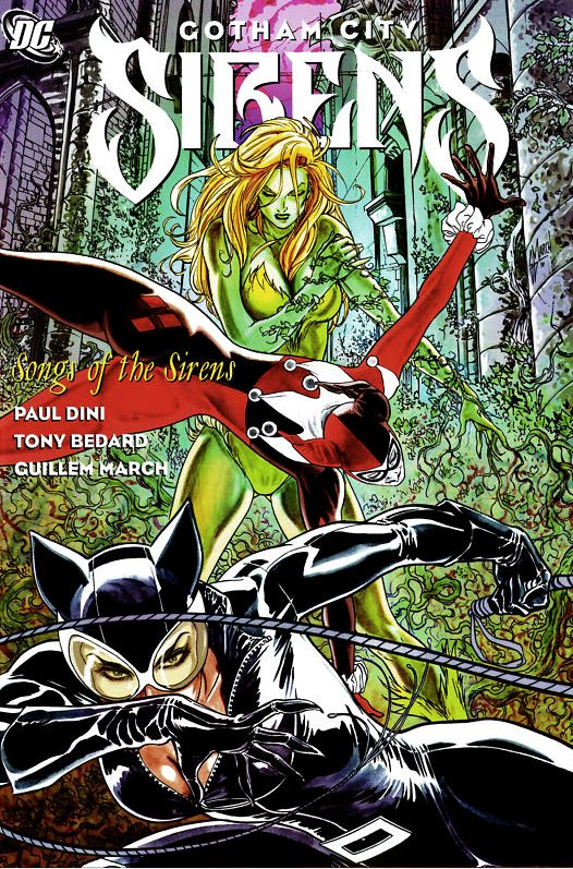 Gotham City Sirens: Songs of the Sirens (Collected)
