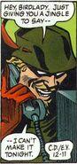 Green Arrow Vigilantes in Apartment 3B
