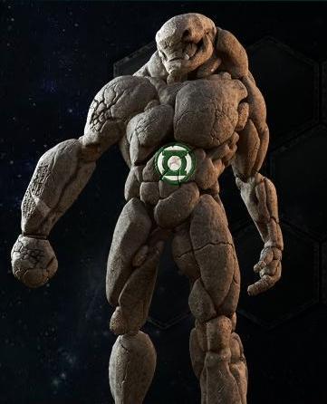 Hannu (Green Lantern Movie)