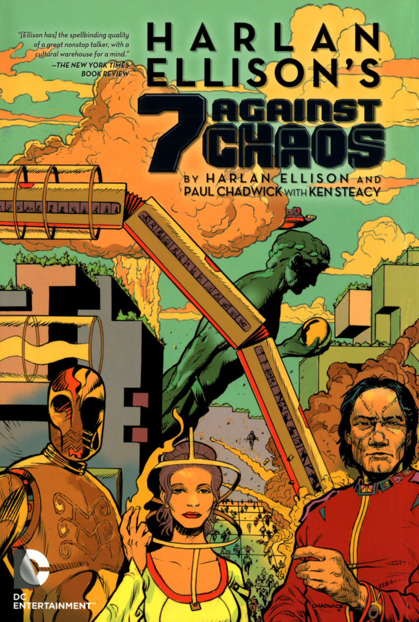Harlan Ellison's® 7 Against Chaos
