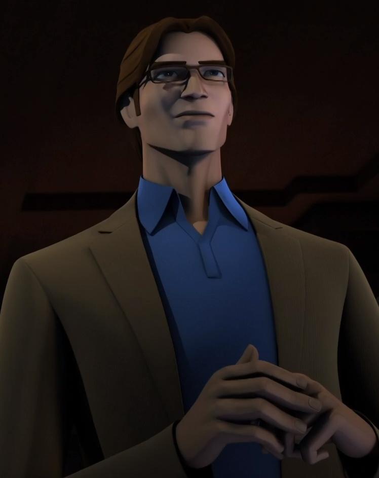 Jason Burr (Beware the Batman)
