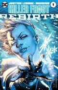 Justice League of America Killer Frost Rebirth Vol 1 1