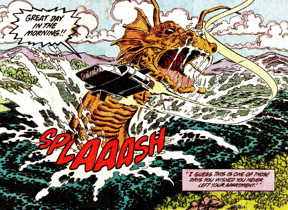 Lake Trevor Monster (New Earth)